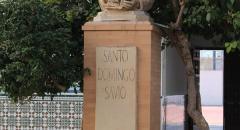Monumento-a-Santo-Domingo-Savio,-patio-del-colegio-Salesianos.jpg